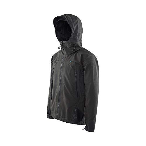 Klättermusen Einride Jacket Men Charcoal Größe M 2018 Funktionsjacke