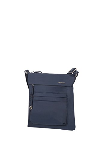 Samsonite Move 2.0 Mini Tracolla tablet, 26.6 cm, Blu (Dark Blue)