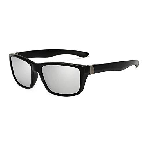 Gafas De Sol Hombre Mujeres Ciclismo Gafas De Sol Unisex Cuadradas Vintage Gafas De Sol Gafas De Sol Polarizadas Retro Mujer Hombre-1-Kp1823-C5