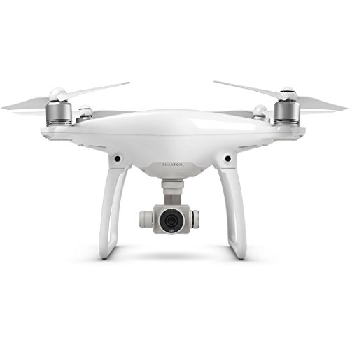 DJI Phantom 4 Quadcopter Aircraft - with Spare DJI Phantom 4 Battery