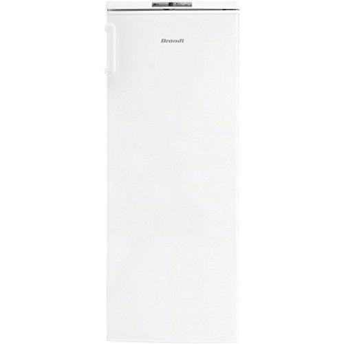 Brandt BFU4425SW Independiente Vertical 167L A+ Blanco - Congelador (Vertical, 167 L, 8 kg/24h, 43 d
