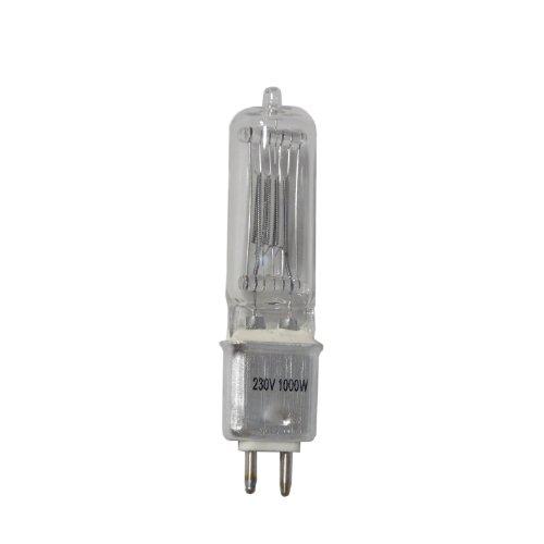 DynaSun 10280 Lampada Alogena di Ricambio al Quarzo Professionale per Illuminatore 1000 W