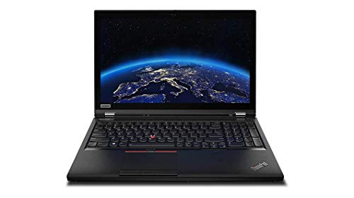 "Lenovo_ThinkPad_P53 Mobile Workstation Laptop (Intel i7-9750H, 64GB RAM, 1TB NVMe SSD + 1TB HDD, NVIDIA Quadro T1000 4GB, 15.6"" FHD, Windows 10 Pro) Professional Business Notebook Computer"