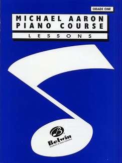 PIANO COURSE 1 - arrangiert für Klavier [Noten / Sheetmusic] Komponist: AARON MICHAEL