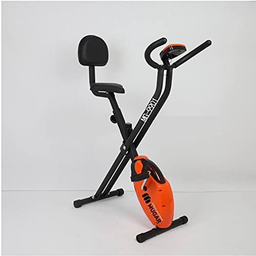 Bicicleta estática Plegable Con respaldo X-Bike MG