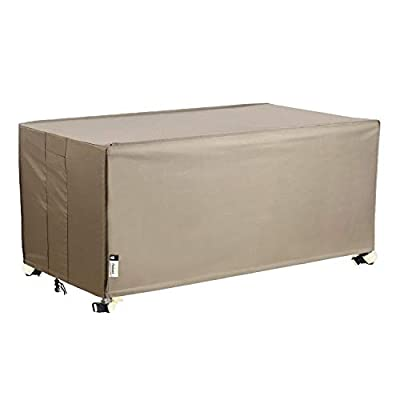 Outdoor Patio Furniture Cover Heavy Duty Waterproof Lawn Covers