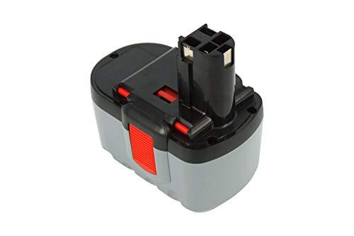 PowerSmart® Batería NiMH para Bosch 52324, 52324B, GKG 24 V, GKS 24 V, GSA 24 VEF, GSB 24 VE-2, PSB 24VE-2, SAW 24V, GBH 24 VF, GML 24 V, 2 607 335 446 607 335 448.