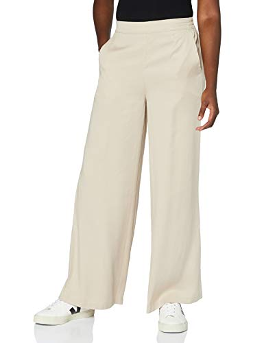 MERAKI IT-6836 Pantalones, Piedra, 36