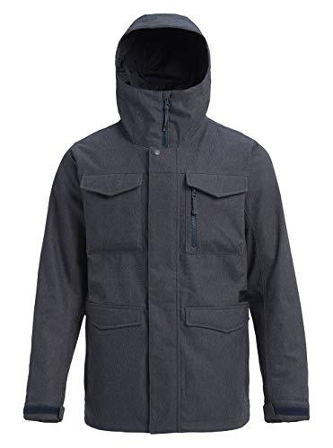 Burton Covert Chaqueta de Snowboard, Hombre, Azul (Denim), XS