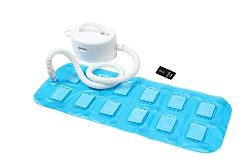 バスアワ 浴槽に敷くだけでお風呂がジャグジーに バスロマン ジャグジー バブルバス 入浴剤 混用可能 LBS-605 半身浴 温浴 温泉 気分