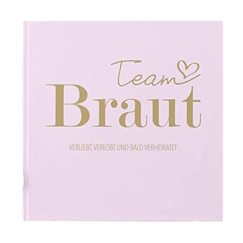 Erinnerungsbuch Team Braut Junggesellinnenabschied Geschenk Braut