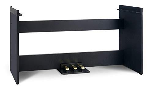 Steinmayer STP-60 SM (Stagepiano-Ständer für P-60, mit 3-Pedalen, Maße: 68,5 x 132 x 34 cm) schwarz