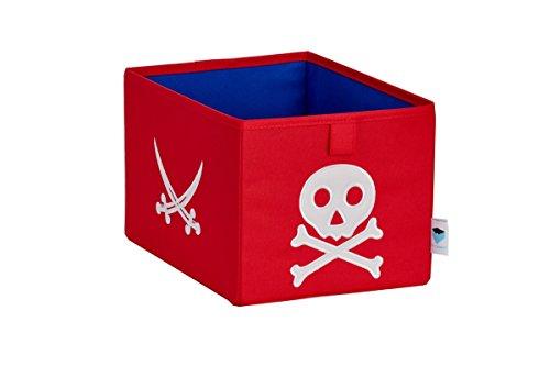 STORE.IT kleine Ordnungsbox Pirat, rot