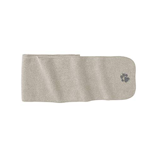 Jack Wolfskin Paw Echarpe Unisex Echarpe Dusty Grey FR : Taille Unique (Taille Fabricant : One Size)