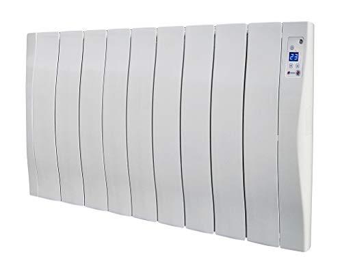 Haverland WI9 - Emisor Térmico Bajo Consumo, 1400 de Potencia, 9 Elementos, Auto Programable Con Detector De Presencia