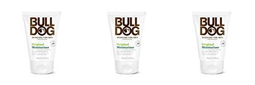 (3 PACK) - Bulldog Original Moisturiser | 100ml | 3 PACK - SUPER SAVER - SAVE MONEY