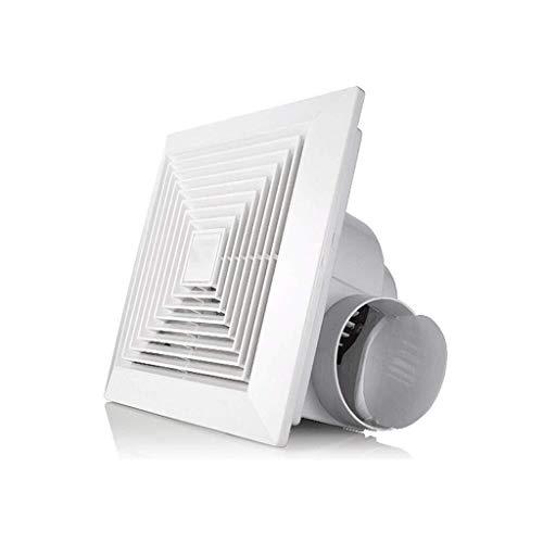 Sgfccyl ventilator voor hotel, commercieel, badkamer, ventilator voor wind, plafond, uitlaatpijp, hotel, mute-snelheid: 1110R/min, spanning: 220 V, vermogen: 30 W