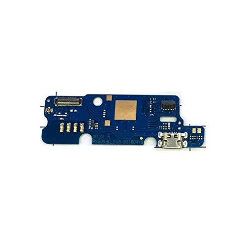 BBGSFDC Práctico Puerto USB de Carga Junta For Wiko U Feel Ufeel USB Base de Carga del Puerto Flex Piezas de reparación del Cable Rápido