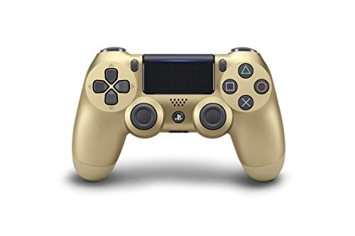 PlayStation 4 - DualShock 4 Wireless Controller, gold (2016)