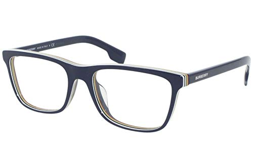 Burberry BE2292 3799-55 - Marco para gafas (multicapa, BE2292-3799-55)