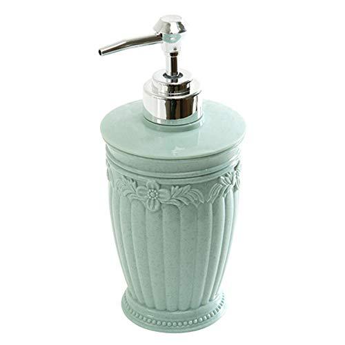 ZHOUXING Bigmai Seifenspender 400 ml Vintage Flüssigseifenspender Badezimmer Pumpe Duschgel Shampoo Container Küche Waschmittel Handseife Spender Flasche Seifenspender, 3#, 11 * 8 * 8