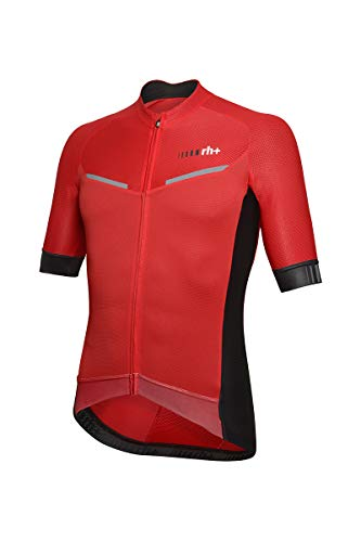 zero rh+ Watt, Herren, ECU0700 307M, Red Code/Black, M