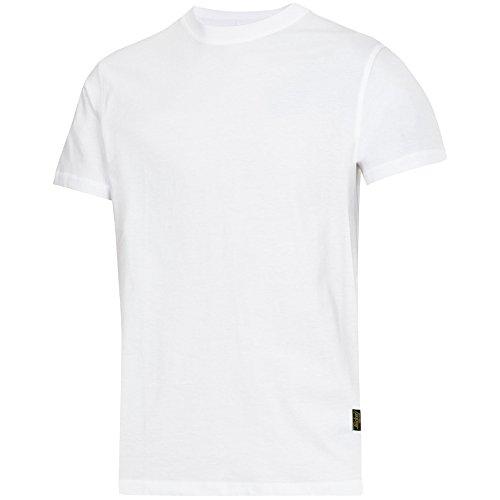 Snickers T-Shirt weiss Größe: L