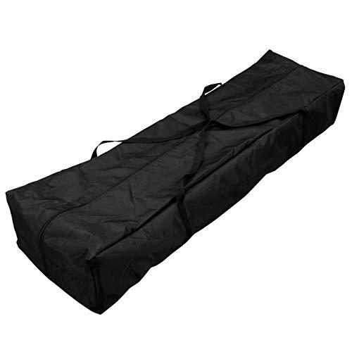 Vispronet® Schutztasche ✓ 163 cm Länge ✓ Schwarz ✓ für Faltzelt/Faltpavillon Basic & Select (3 x 6 m)