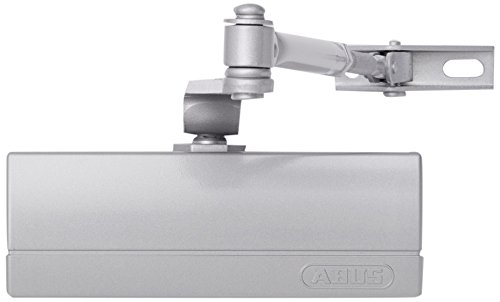 ABUS Türschließer AC5023 S silber, 72833