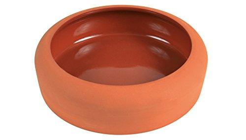 Trixie 60672 Keramiknapf mit abgerundetem Rand, 500 ml/ø 17 cm