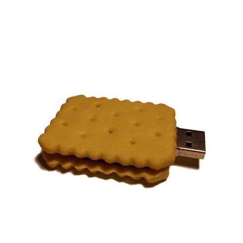 Biscuit koekjes USB-stick eten 8 GB