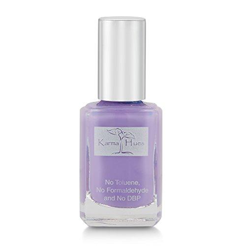 Karma Organic Natural Non toxic Nail polish - Vegan and Cruelty Free Nail Paint for Nail Art - Fast Drying Nail Polish for Women - Long Lasting Nail Polish (STRAPPY SANDALS)