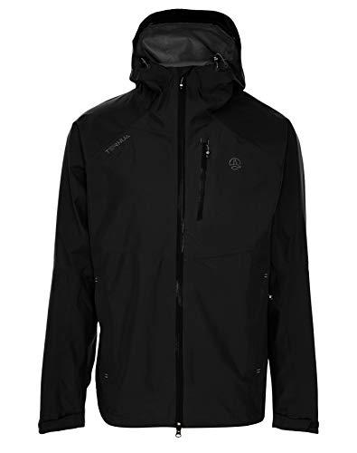 Ternua Chaqueta Kangri Jacket M Hombre, Black, XXL