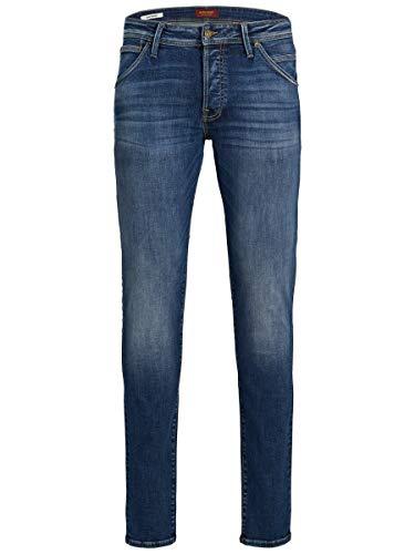 Jack & Jones Jjiglenn Jjfox Agi 204 50sps Noos Jeans, Azul Denim, 32W / 32L para Hombre