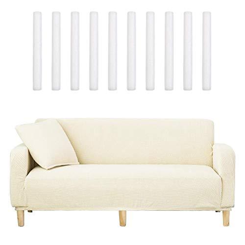 Funda de sofá súper elástica para sofá de 2 plazas, 1 Pieza Fundas de sofá universales Protector de Muebles de Sala de Estar Perros Fundas de sofá Ajustadas Que