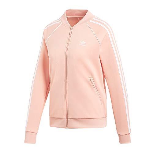 adidas SST TT Track Top, Mujer, Rosa (Dust Pink), 34 EU