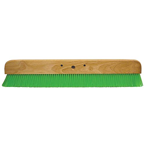 Kraft Tool CC454-01 24-Inch Green Nylex Soft Broom without Handle