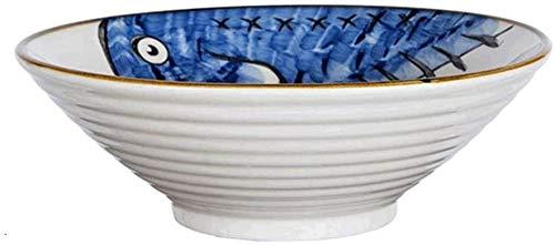 WOHAO Fête des Enfants de la Vaisselle Creative Bowl, légumes Salade de pâtes Gourmet Dessert Fruit Bowl, Bol de Nouilles, Riz Accueil Bowl (Couleur: B) (Color : B)