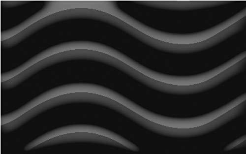 3D Schultütenrohling 68cm schwarz