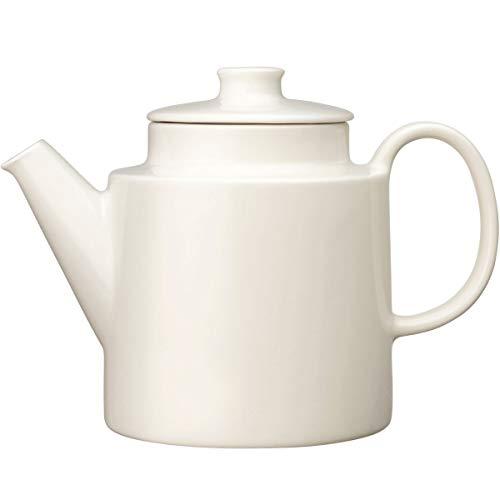 Iittala 018495 Teema witte theepot met deksel 1 liter
