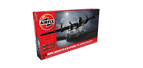 Airfix 1:72 Avro Lancaster B.III The Dambusters Aircraft Model K