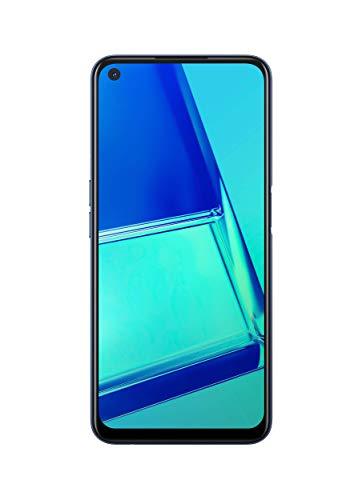 OPPO A72 Noir Twilight - 128 Go - Smartphone débloqué 4G - Batterie 5000 mAh - 48 MP - Haut-parleurs stéréo - USB-C et Prise Jack 3.5mm - Android 10 - Téléphone Portable