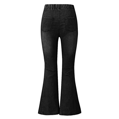 NPSJYQ Vaqueros CeñIdos con Rotos Mujer Vaqueros Mujer Push Up Tejanos Mujer Cintura Alta Pantalones Pitillos Elasticos