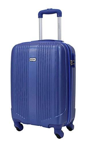 Alistair - Equipaje de Mano Adultos Unisex Azul Bleu Classique Small