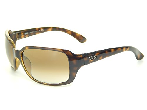 Ray Ban RB4068 710/51 Tortoise/Crystal Brown Gradient 60mm Sunglasses, 60 mm Crystal Brown Gradient Sunglasses