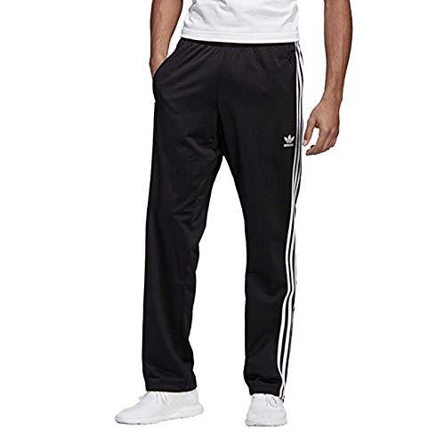 adidas Uomo Originals Track Pants Firebird ED6897-Black-S