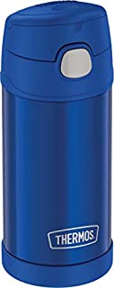 THERMOS Funtainer 12 Ounce Bottle, Blue (B00DAPQV0K) | Amazon price tracker / tracking, Amazon price history charts, Amazon price watches, Amazon price drop alerts