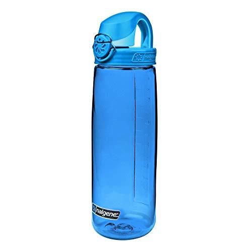 Nalgene Everyday OTF Trink- und Kunstoffflasche, 0,7 Liter, blau
