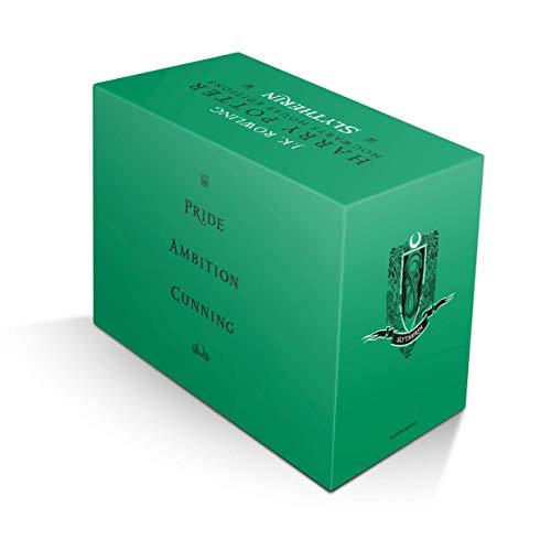 Harry-Potter-Slytherin-House-Editions-Hardback-Box-Set-JK-Rowling-Hardback-Box-Set