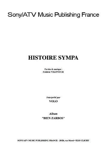 HISTOIRE SYMPA